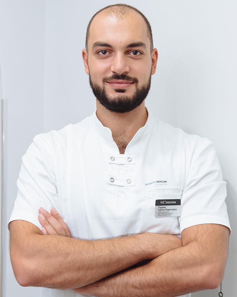 Руководитель клиники