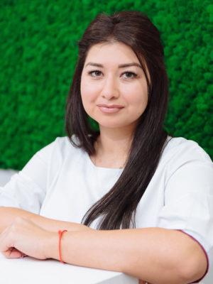 Гаспарян<br> Элиза Артуровна